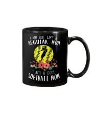 Softball mom Mug thumbnail