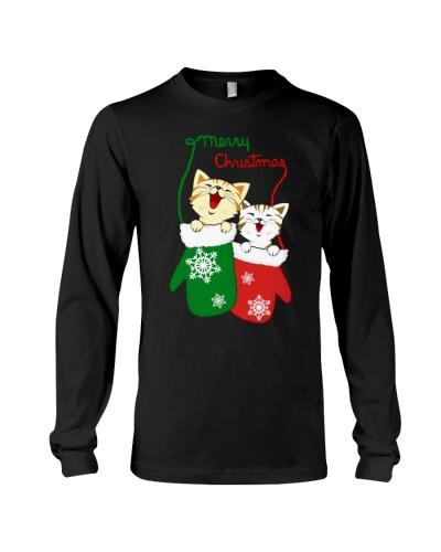 Cats Christmas Shirt