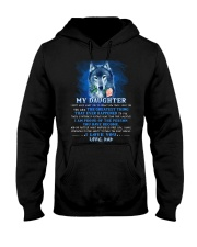 Wolf Dad Daughter Don't Forget I Love You Hooded Sweatshirt thumbnail
