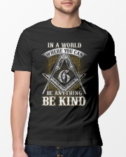 Freemason Be Kind Classic T-Shirt lifestyle-mens-crewneck-front-13
