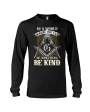 Freemason Be Kind Long Sleeve Tee thumbnail