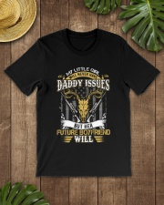 Hunting daddy issues Classic T-Shirt lifestyle-mens-crewneck-front-18