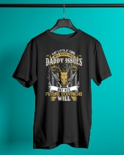 Hunting daddy issues Classic T-Shirt lifestyle-mens-crewneck-front-3