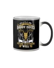 Hunting daddy issues Color Changing Mug thumbnail