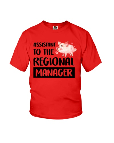 Regional Manager Child