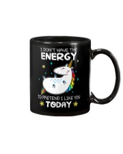 Unicorn Energy T-shirt Mug thumbnail