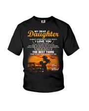 Farmer My dear daughter Youth T-Shirt thumbnail