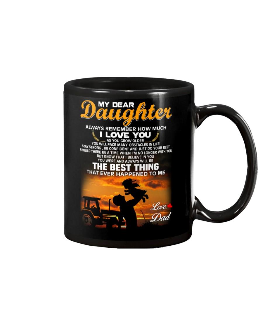 Farmer My dear daughter Mug