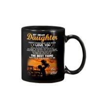 Farmer My dear daughter Mug front