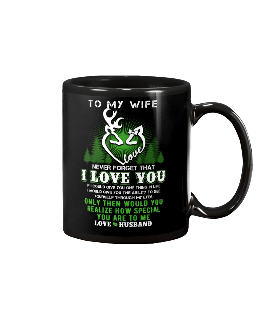 Deer hunting How Special You Are Mug Wife Mug