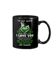 Deer hunting How Special You Are Mug Wife Mug front