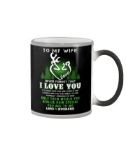 Deer hunting How Special You Are Mug Wife Color Changing Mug thumbnail