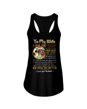 Wife Turn Back The Clock See Yourself Through Eyes Ladies Flowy Tank thumbnail