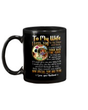 Wife Turn Back The Clock See Yourself Through Eyes Mug back