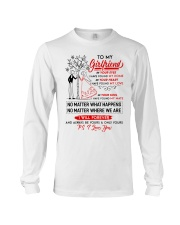 Family Girlfriend In Your Eyes I Have Found My Hom Long Sleeve Tee thumbnail