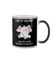 Grumpy Elephant  Color Changing Mug thumbnail