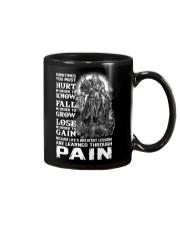 Vikings Through Pain Shirt Mug thumbnail