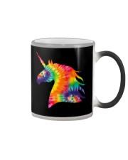 Unicorn Tie Dye Color Changing Mug thumbnail