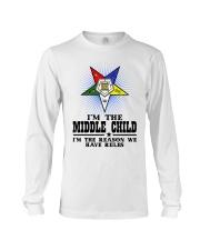 Freemason The Child Rules Long Sleeve Tee thumbnail