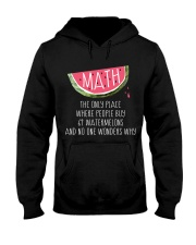 Teacher Math  Hooded Sweatshirt thumbnail