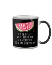 Teacher Math  Color Changing Mug thumbnail