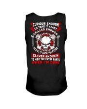 Mechanic Curious Enough Shirt Unisex Tank thumbnail