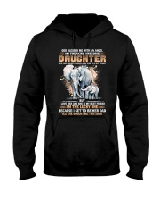 Elephant My Freaking Awesome Daughter Bought Me  Hooded Sweatshirt thumbnail