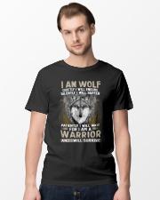 I Am Wolf Classic T-Shirt lifestyle-mens-crewneck-front-15