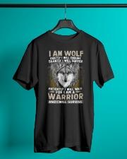 I Am Wolf Classic T-Shirt lifestyle-mens-crewneck-front-3