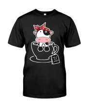 Farmer milk tea Classic T-Shirt front