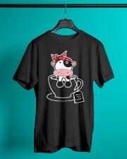 Farmer milk tea Classic T-Shirt lifestyle-mens-crewneck-front-3