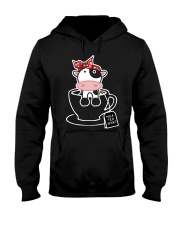 Farmer milk tea Hooded Sweatshirt thumbnail