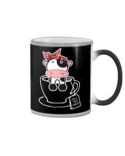 Farmer milk tea Color Changing Mug thumbnail