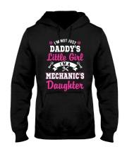 I'm mechanic's daughter shirt Hooded Sweatshirt thumbnail