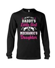 I'm mechanic's daughter shirt Long Sleeve Tee thumbnail
