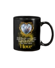To My Unicorn - Never Doubt That I Love You Mug front