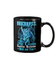 Unicorns Are Like The Ocean Mug thumbnail