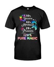 Unicorn 50 Classic T-Shirt thumbnail