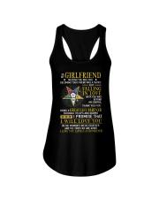 Freemason Girlfriend Ups And Downs Love Ladies Flowy Tank thumbnail