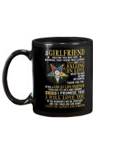 Freemason Girlfriend Ups And Downs Love Mug back