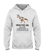 Girl Hated By Many Loved Hooded Sweatshirt thumbnail