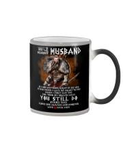 Viking Husband I Love You Always And Forever Color Changing Mug thumbnail