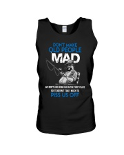 Don't Make Old People Mad Unisex Tank thumbnail