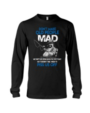 Don't Make Old People Mad Long Sleeve Tee thumbnail
