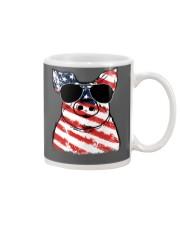 Farmer Pig flag  Mug thumbnail