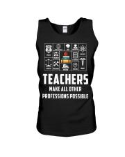 Teachers make  Unisex Tank thumbnail