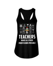 Teachers make  Ladies Flowy Tank thumbnail