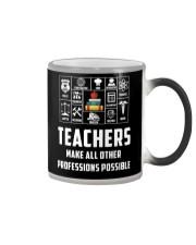 Teachers make  Color Changing Mug thumbnail
