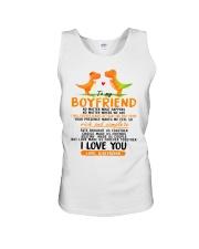 Dinosaur Boyfriend Love Made Us Forever Together Unisex Tank thumbnail