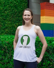Last Day To Order - BUY IT or LOSE IT FOREVER Ladies Flowy Tank lifestyle-bellaflowy-tank-front-2